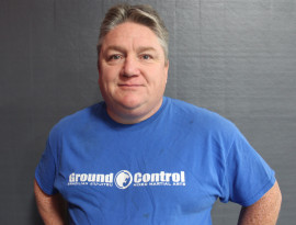 Ground Control Boxing Coach Wade Breegle