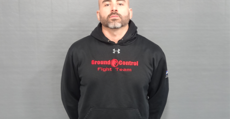 MMA Instructor Chris Stickles