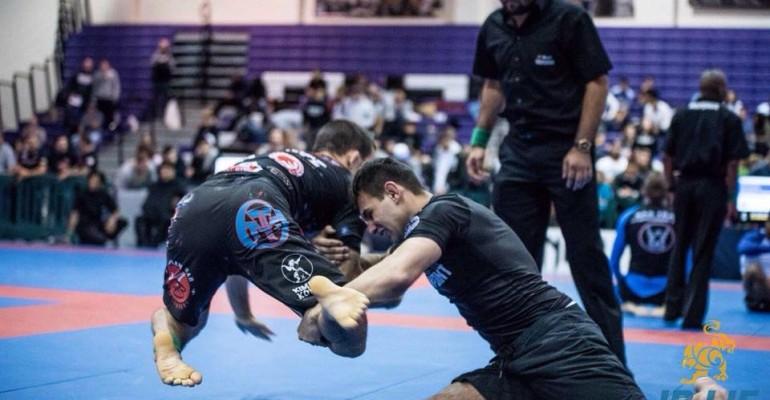 No-Gi Grappling Jiu Jitsu Class