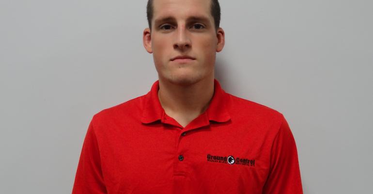 Ground Control Employee - Bryce Garipay