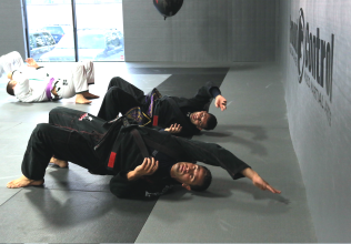 Brazilian Jiu-Jitsu Advanced Class