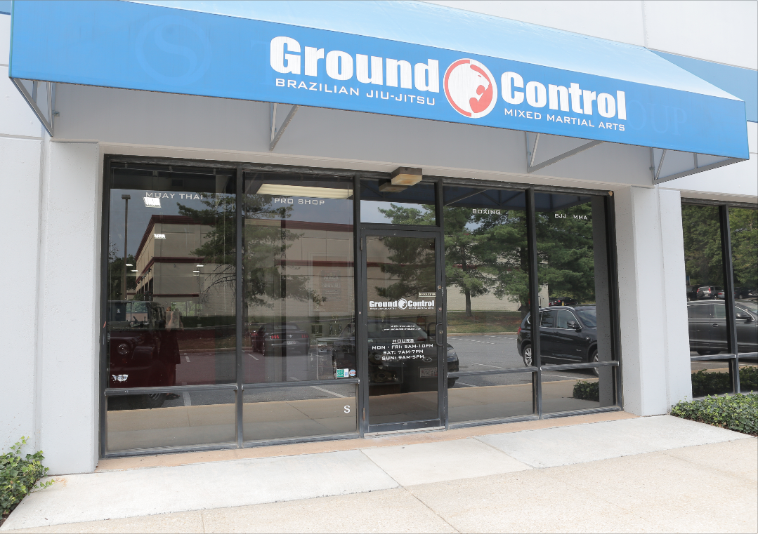 Ground Control Columbia Gym Front entrance