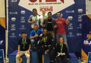 IBJJF New York Open
