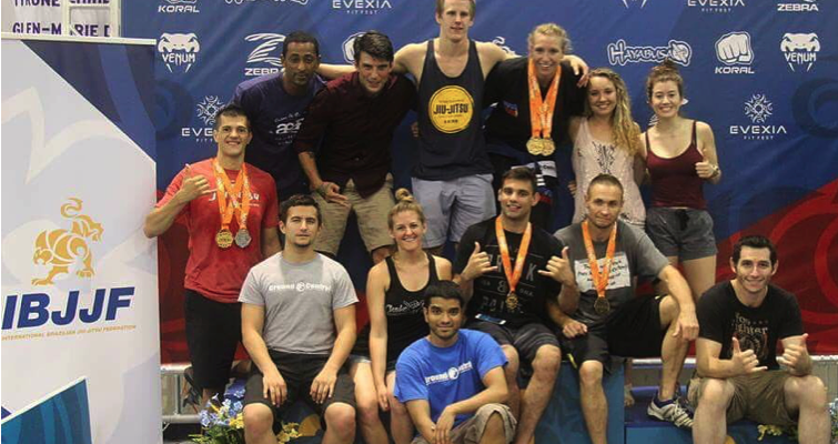IBJJF New York Summer Open