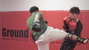 The Martial Arts Community – Working together to achieve individual goals